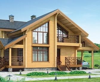 Проекты домов из бруса Иркутск