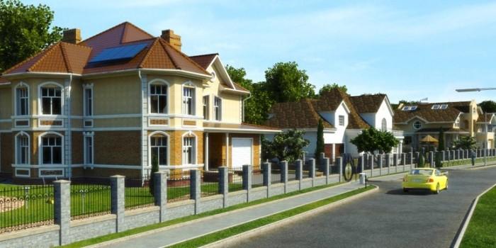 Малоэтажное строительство в Иркутске