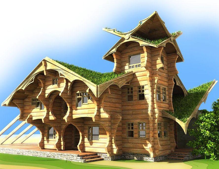 Проекты деревянных домов Иркутск