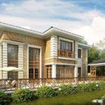 Строительство коттеджей и частных домов в Иркутске