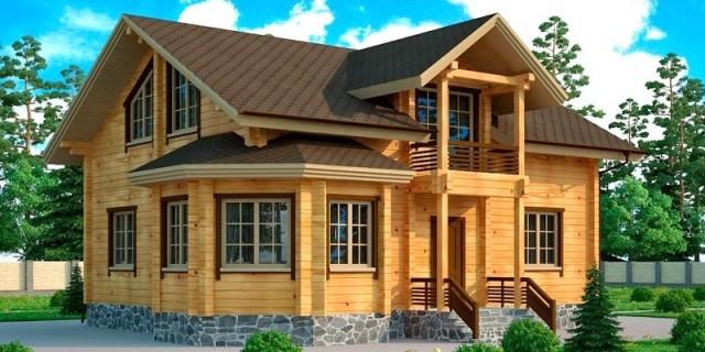 Строительство деревянных домов в Иркутске