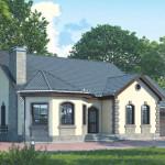 Проекты домов с гаражом