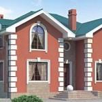 Строительство домов из кирпича в Иркутске