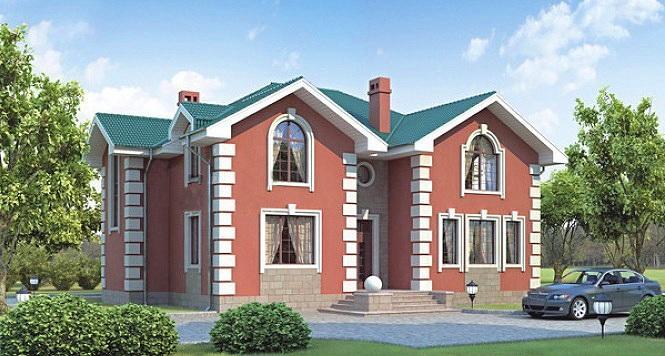 Дома из кирпича Иркутск цена