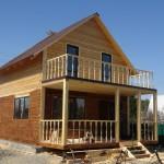 Строительство и отделка, конопатка дома из бруса