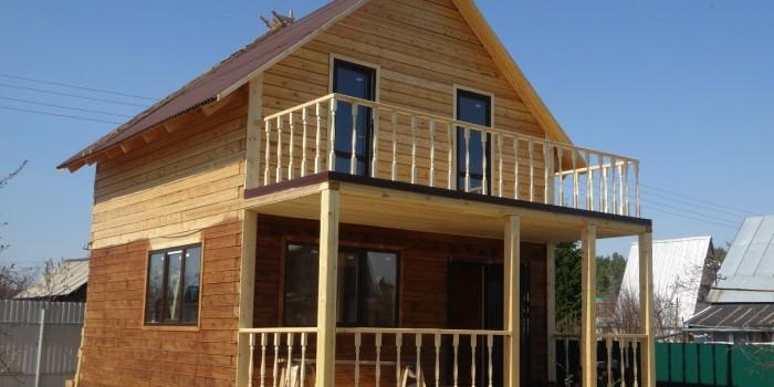 Внутренняя и внешняя отделка, конопатка дома из бруса