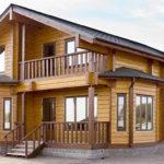 Строительство домов из бруса в Иркутске